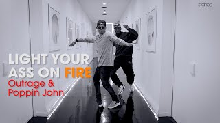 Outrage & Poppin John – Busta Rhymes – Light Your Ass On FIRE