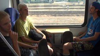 3 Spoor Drie skaters op weg naar Leeuwarden
