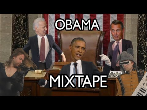 edition - Barack Obama, having trouble reaching the American people, drops his mixtape so that his message can truly be understood. More Songify the News: ...