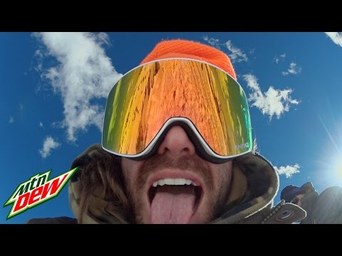 Mountain Dew unveils live-action snowboarding Oculus Rift experience starring Olympic snowboarder Danny Davis video
