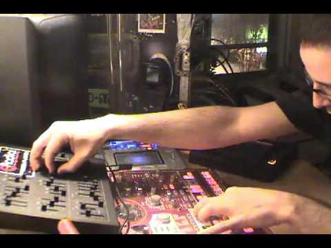 Muzik 4 Machines Live @ Pi Studio 03/15/2008 DV