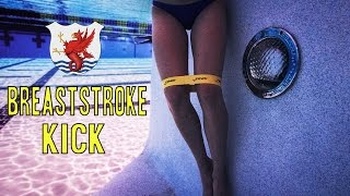 Swimisodes - Breaststroke Kick with Rebecca Soni
