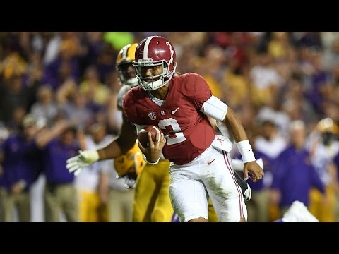 Alabama Scores Only TD In Slugfest vs. LSU | CampusInsiders (видео)