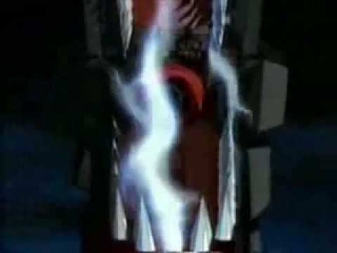 Zoids Death Saurer presentacion  el Death Suarer aparece en el anime