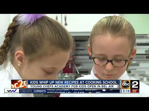 Bel Air Young Chefs Academy Airs On Baltimore ABC