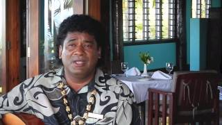 Traditional Fiji Folk Music.  Wananavu Fiji. Video By Craig Capehart