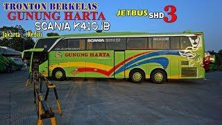 "Video BUS TRONTON JB3 ter-""JAHAT"" di JAWA.  LIMITER BALAP SUOS. Trip by Gunung Harta Kp. Rambutan - Kediri MP3, 3GP, MP4, WEBM, AVI, FLV Agustus 2018"