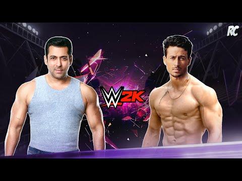 Tiger Shroff vs Salman Khan Fight – New Bollywood Movies 2020 WWE Spoof - Hindi Gaming