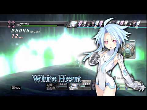 game trailer 2011 - Hyperdimension Neptunia | trailer (2011) PS3