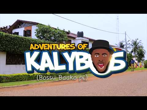 ADVENTURES OF KALYBOS: Meet The Family