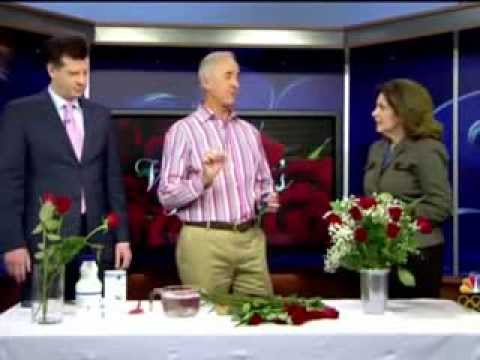 Tips for keeping your Valentine's Day flowers fresh on WFLA