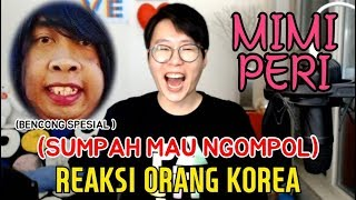 Video ORANG KOREA NGAKAK NGOMPOL MENONTON MIMI PERI MP3, 3GP, MP4, WEBM, AVI, FLV November 2018