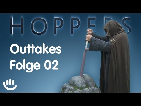 Outtakes – No Hero, No Homo: Hoppers – Folge 2