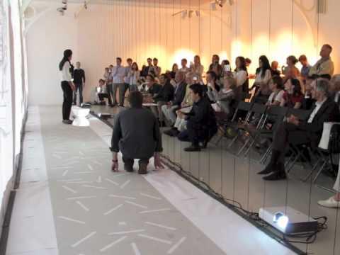 Atelier Blumer - USI AAM Master A.A. 2014-15. Casabella Laboratorio. Architetture e droni.
