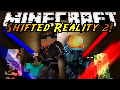 Minecraft: Shifted Reality 2 Part 1!