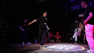 a.k.a Two & Legan vs Yeorin & Krom – ONEWAY Vol.1 Poppin 1/4 Final