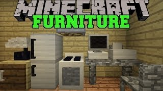 The Mr. Crayfish's Furniture Mod adds in tons of useful blocks and furniture! Enjoy the video? Help me out and share it with your...