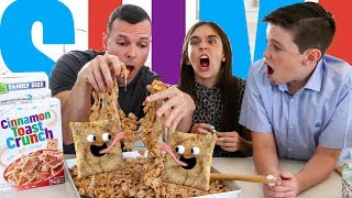 Thanks to Cinnamon Toast Crunch for sponsoring this video! We are excited to embark on another surprise road trip! Tweet us @EhBeeFamily with some crazy ...