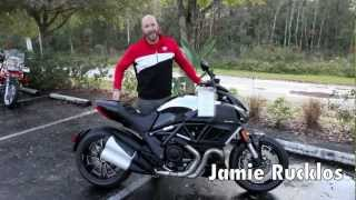 3. Ducati Diavel Cromo Delivery at Euro Cycles of Tampa Bay Florida