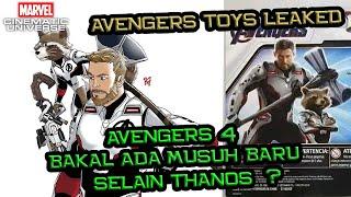 Video Bakal Ada Musuh Baru Selain Thanos Di Avengers 4 ?   Avengers Toys Leaked Breakdown MP3, 3GP, MP4, WEBM, AVI, FLV November 2018