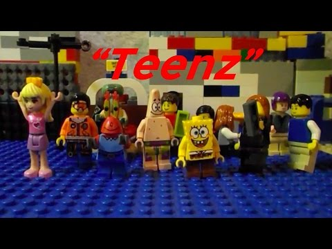 Lego Spongebob Episode 21