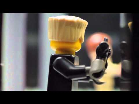 Swedish House Mafia vs Starkillers Mashup (Lego Stlye)