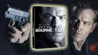 Nonton Unboxing Jason Bourne - Steelbook Exclusivo Fnac Film Subtitle Indonesia Streaming Movie Download