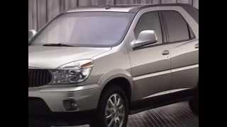 2. Buick - 2006 Rendezvous CX/CX Plus/CXL/CXL Plus