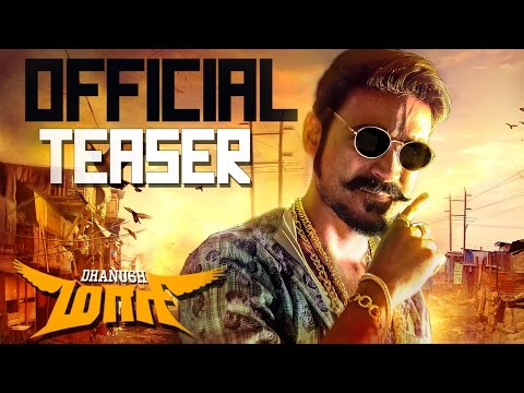 Maari Teaser HD Video