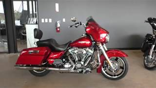 10. 691517   2012 Harley Davidson Street Glide   FLHX Used motorcycles for sale