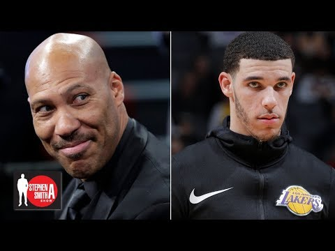 Video: LaVar Ball's mouth is going get Lonzo traded from the Lakers   Stephen A. Smith Show