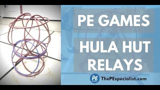 Video PE Games - Hula Hut Relays - An Awesome Teambuilding Game MP3, 3GP, MP4, WEBM, AVI, FLV Agustus 2019