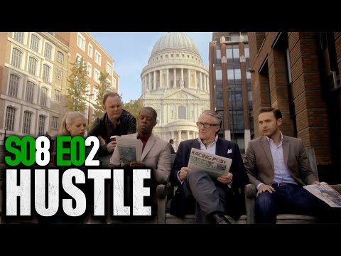 Picasso Finger Painting | Hustle: Season 8 Episode 2 (British Drama) | BBC | Full Episodes