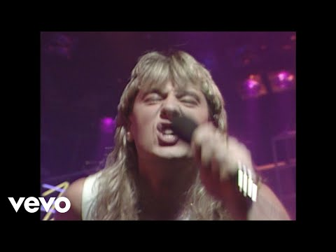 Def Leppard - Pour Some Sugar On Me Me (Live on Top Of The Pops)