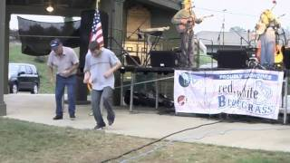 Abingdon (VA) United States  City pictures : Lee Highway+Sugar Hill- Whitetop Mountain Band at Abingdon, Va. 9/11/10