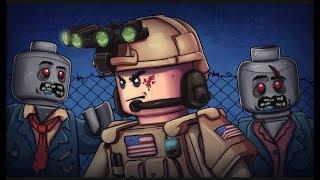 Lego Zombie Apocalypse  Navy Seals Vs Zombies  Lego Film Full Episode 1