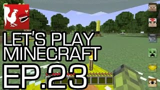 Let's Play Minecraft - Episode 23 - Hunger Games | Rooster Teeth