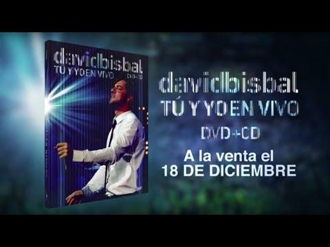 DAVID BISBAL - Tu y Yo en Vivo