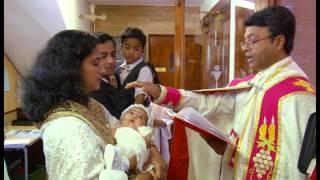 Talissa Maria's Baptism Part 1