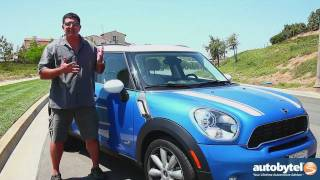 2012 Mini Cooper Countryman Test Drive&Car Review