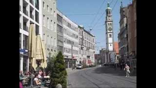 Augsburg Germany  city images : Augsburg, Germany: A bavarian historic city, Part 2