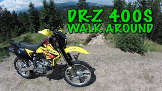 10. DRZ400 Walk Around