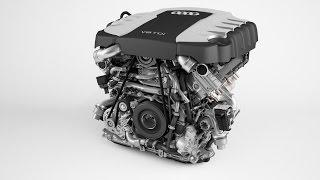 ► Audi V8 4.2 TDI engine