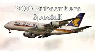 A 78 aircraft compilation of the approaches into Singapore Changi Airport.Aircraft types featured in this video include the ATR-62, A319, A320, A321, A330, A340, A350, A380, B737, B767, B777 and B787. Airlines featured include airlines from the Singapore Airlines Group, regional airlines as well as international ones.The video was filmed in the period January, February, March and May 2016 at 3 different locations. Information about the locations are shown towards the end of the video.The video might be shaky at times due to the wind and my camera was at maximum zoom. I am looking to upgrade to a better camera with better video quality in the near future.For those who are unaware, filming the airport parameters is strictly prohibited in Singapore. As such I do not have footages of touchdowns and takeoff rolls.________________________I recently hit 3000 subscribers on my channel!I would like to thank those who have contributed to this channel in one way or the other.There are many more videos coming up and I will continue to travel after my exams, so stay tuned!________________________Follow me on:Facebook › https://www.facebook.com/rva.aviationInstagram › https://www.instagram.com/flycruise_singaporeGoogle+ › https://www.google.com/+rva9495_____________________________________________