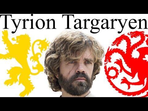 Co když je Tyrion Targaryen?
