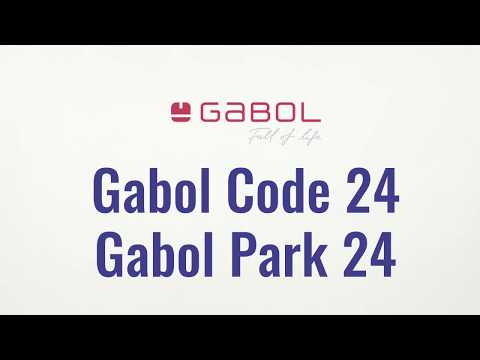Відео демонстрація рюкзака Gabol Code 24 221197