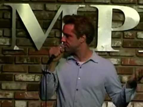 Comedian Nick Griffin Marriage Clip
