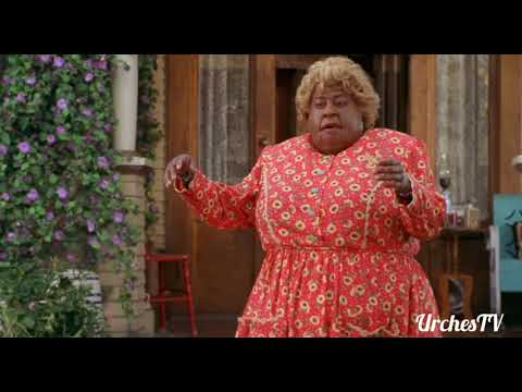 BIG MOMMA CAN'T GET HER EYES OF SHERRY'S ASS • BIG MOMMA'S HOUSE