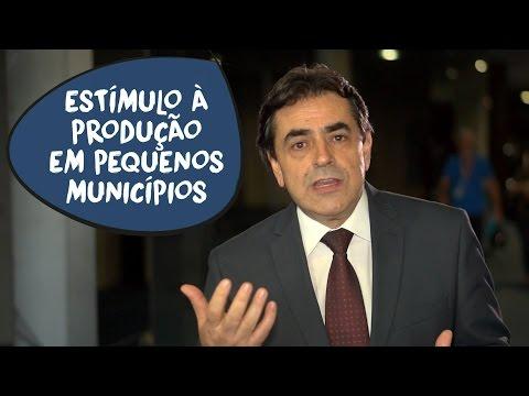 Domingos Sávio: estímulo à produção em pequenos municípios