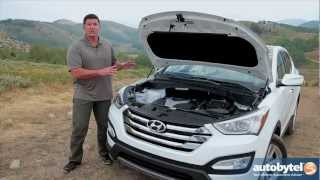2013 Hyundai Santa Fe Sport Test Drive&Crossover SUV Video Review